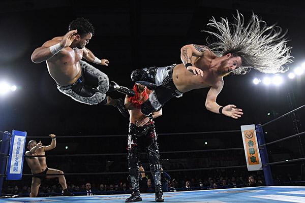"NJPW: ""World Tag League 2019"" Días 12 al 16 6"
