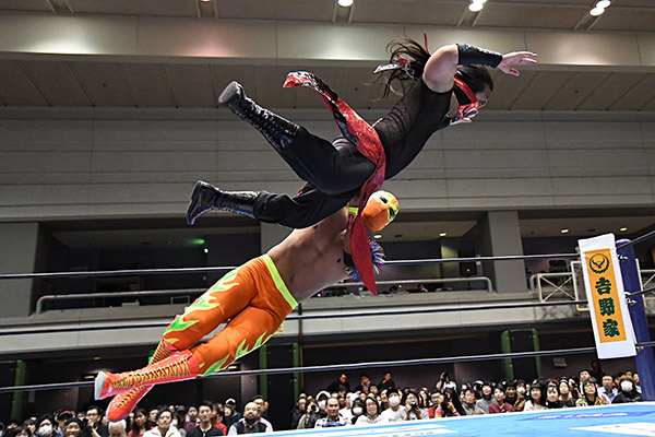 "NJPW: ""Fantasticamania 2020"" Arranca la gira 3"