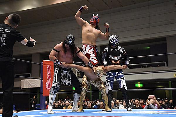 "NJPW: ""Fantasticamania 2020"" Arranca la gira 4"