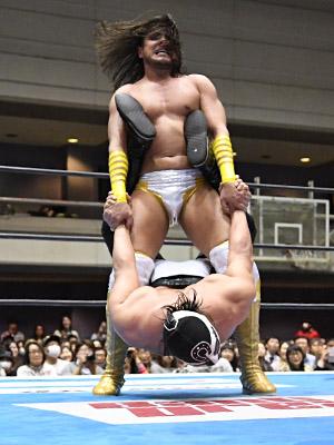 "NJPW: ""Fantasticamania 2020"" Arranca la gira 5"