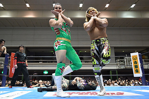 "NJPW: ""Fantasticamania 2020"" Arranca la gira 6"