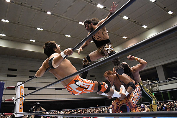 "NJPW: ""Fantasticamania 2020"" Arranca la gira 8"