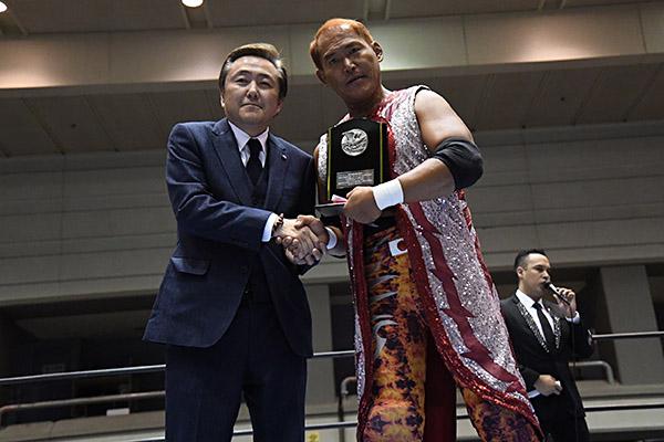 "NJPW: ""Fantasticamania 2020"" Arranca la gira 7"