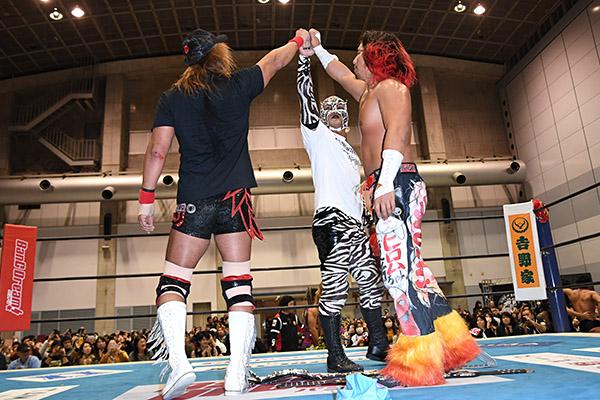 """NJPW/CMLL: """"Fantasticamania 2020"""" Mexicanos conquistan Ehime y Kyoto 2"""