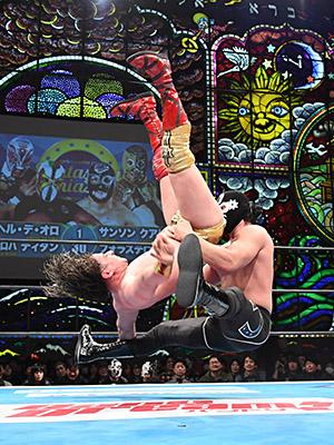 """NJPW/CMLL: """"Fantasticamania 2020"""" Mexicanos conquistan Ehime y Kyoto 4"""