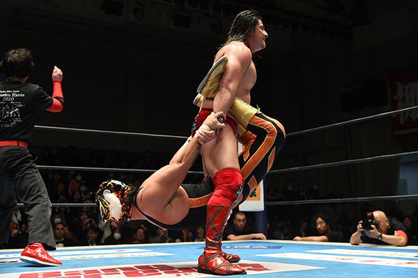 """NJPW/CMLL: """"Fantasticamania 2020"""" Emocionante torneo de Parejas Familiares 4"""