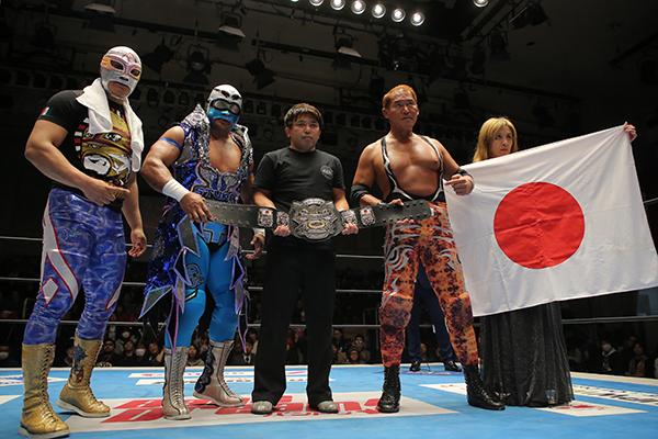 """NJPW /CMLL: """"Fantasticamania 2020"""" Gran cierre de gira 2"""