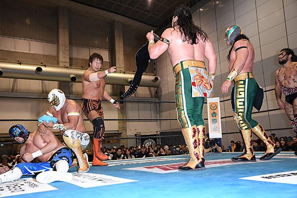 """NJPW/CMLL: """"Fantasticamania 2020"""" Mexicanos conquistan Ehime y Kyoto 3"""