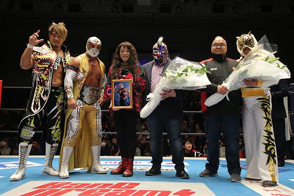 """NJPW /CMLL: """"Fantasticamania 2020"""" Gran cierre de gira 4"""