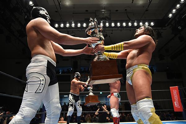 """NJPW/CMLL: """"Fantasticamania 2020"""" Emocionante torneo de Parejas Familiares 9"""