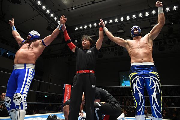 """NJPW/CMLL: """"Fantasticamania 2020"""" Emocionante torneo de Parejas Familiares 8"""