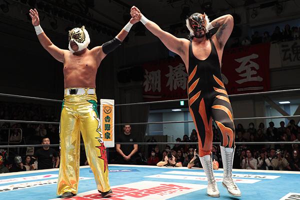 """NJPW /CMLL: """"Fantasticamania 2020"""" Gran cierre de gira 5"""