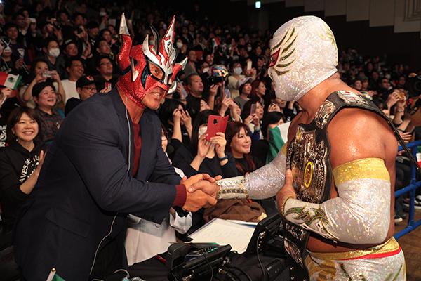 """NJPW /CMLL: """"Fantasticamania 2020"""" Gran cierre de gira 7"""