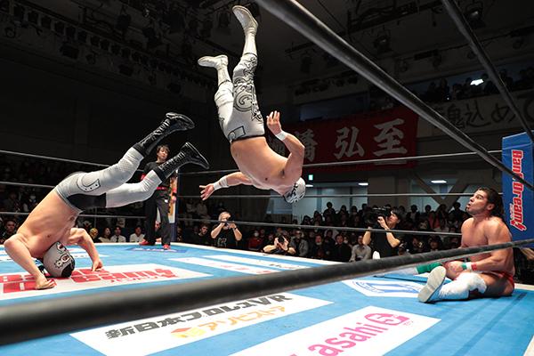 """NJPW /CMLL: """"Fantasticamania 2020"""" Gran cierre de gira 6"""
