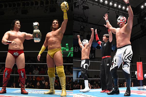 """NJPW/CMLL: """"Fantasticamania 2020"""" Emocionante torneo de Parejas Familiares 5"""