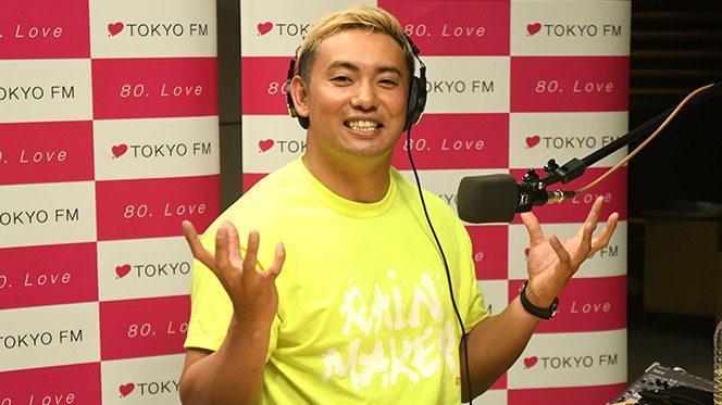 【特報!】4月5日(日)朝6時より、TOKYO FMでオカダ選手の冠ラジオ番組がスタート!