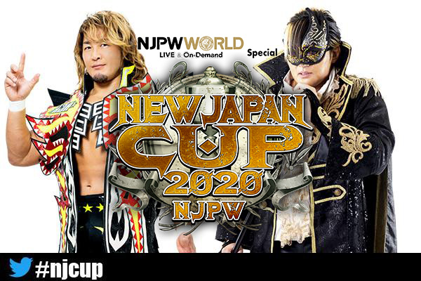 """NJPW regresa a la actividad con la """"New Japan Cup 2020"""" 4"""