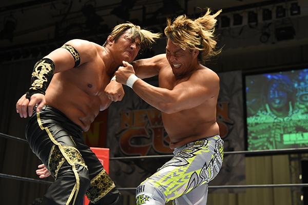 "NJPW: ""New Japan Cup 2020"" - Día 3 Taichi eliminó a Tanahashi 4"