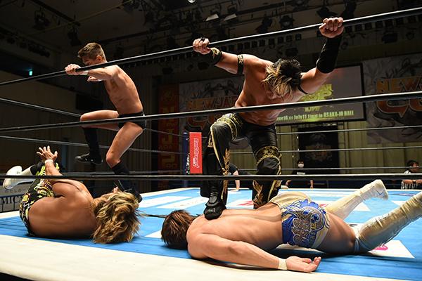"""NJPW: """"New Japan Cup 2020"""" Día 5 Arranca la segunda ronda 2"""
