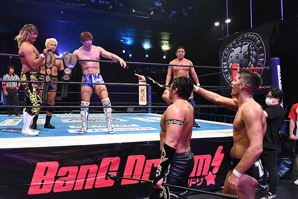 """NJPW: """"Together Project Special"""" El retorno a la actividad 2"""