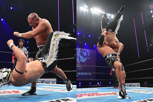 """NJPW: """"New Japan Cup 2020"""" Día 1 Comienzan las emociones 4"""