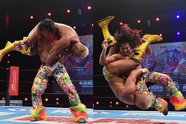 """NJPW: """"New Japan Cup 2020"""" Día 1 Comienzan las emociones 3"""