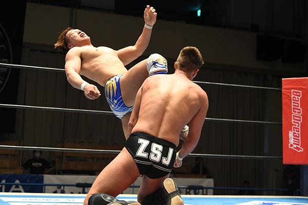 "NJPW: ""New Japan Cup 2020"" - Día 3 Taichi eliminó a Tanahashi 3"