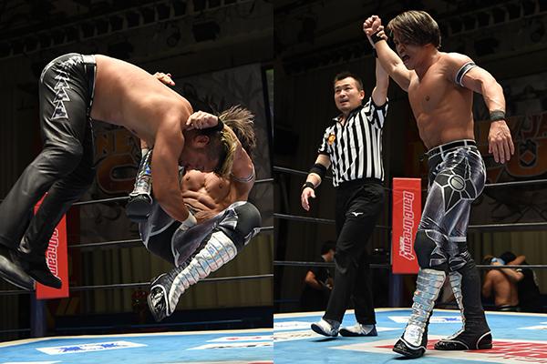"""NJPW: """"New Japan Cup 2020"""" Día 5 Arranca la segunda ronda 1"""