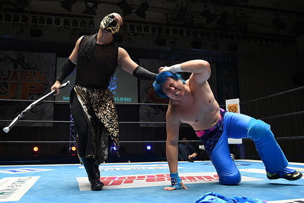 "NJPW: ""New Japan Cup 2020"" Día 8 EVIL y Okada a la final 8"
