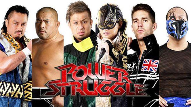 メインはNEVER6人タッグ選手権! 後藤&石井&YOSHI-HASHIにタイチ&ザック&DOUKIが挑戦!
